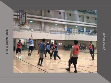 ソーシャルバスケットボール@大阪市長居障がい者スポーツセンター