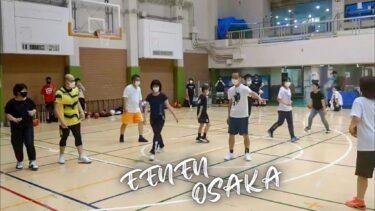 1年7か月ぶりに長居障がい者スポーツセンターでバスケットボール!